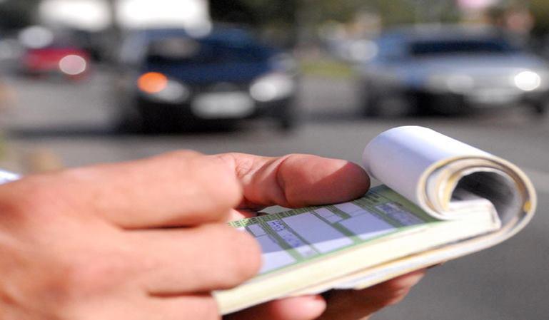 Recursos de multas: entrega fuera de plazo