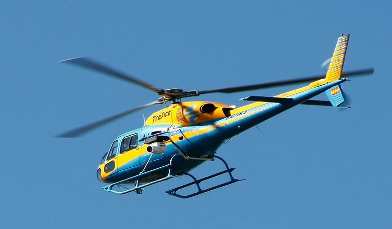 Cómo funciona el helicóptero Pegasus