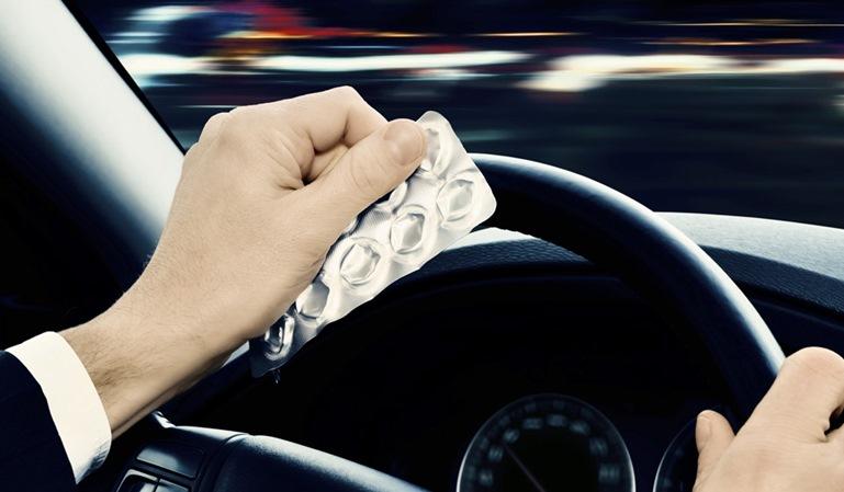 Catarro y conducción: mala combinación