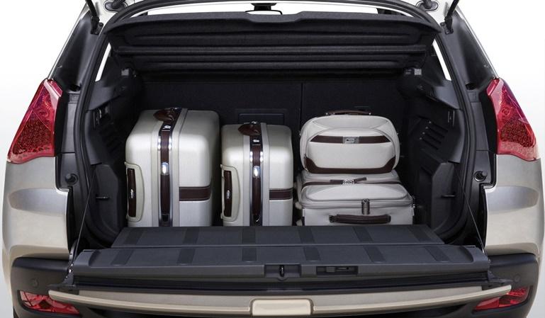 Cómo colocar adecuadamente el equipaje