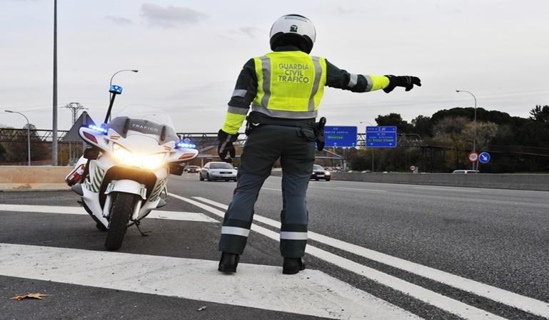 Las multas en carreteras convencionales
