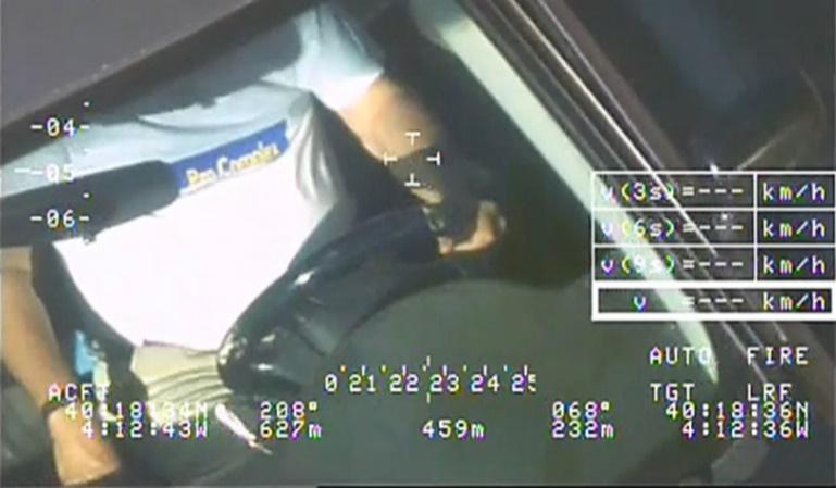 Los radares del cinturón ya ponen multas