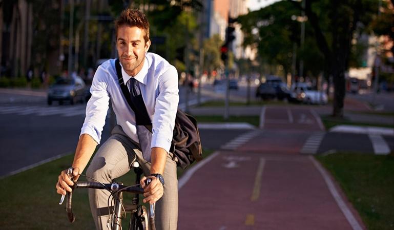 La bicicleta se consolida como medio alternativo