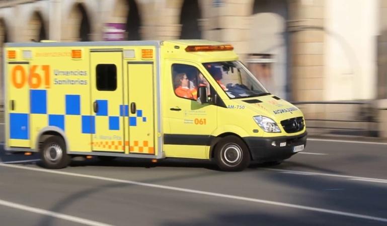 Qué hacer si hay una ambulancia circulando