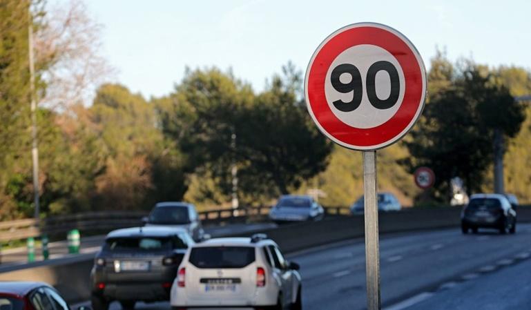 Nuevo límite de velocidad en convencionales