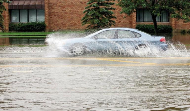 Consejos para conducir en días de lluvia