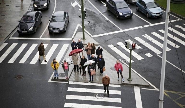 Las multas que afectan a los peatones