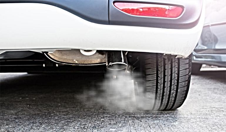 Tipos de averías dependiendo del humo del tubo de escape