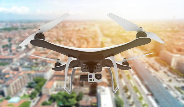 Las multas de los drones de la Dirección General de Tráfico