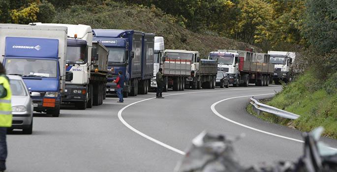 DGT campaña camiones y furgonetas