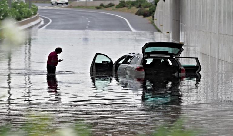 Inundaciones: cómo actuar ante este fenómeno