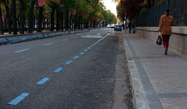 Madrid prohíbe de nuevo sus aparcamientos