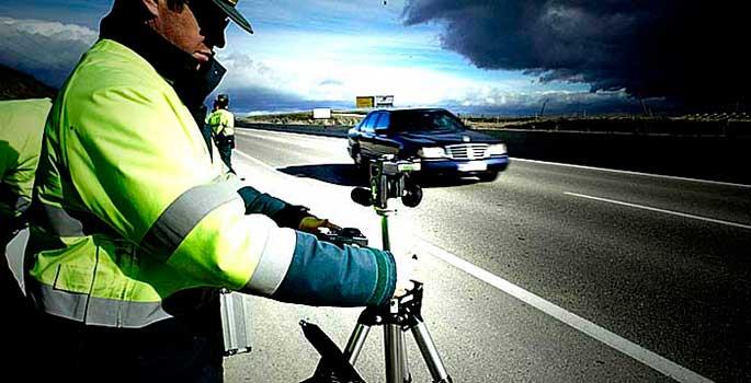 Las cinco multas de tráfico más peligrosas del verano