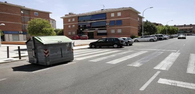 Toledo plantea utilizar radares móviles contra atropellos