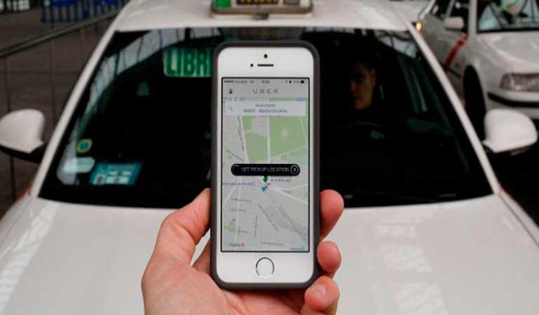 Uber parte de cero con conductores profesionales