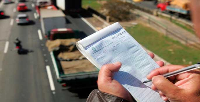 El valor del recurso para ganar las multas de tráfico