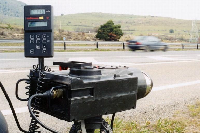 Los radares pone multas que más temen los conductores (II)