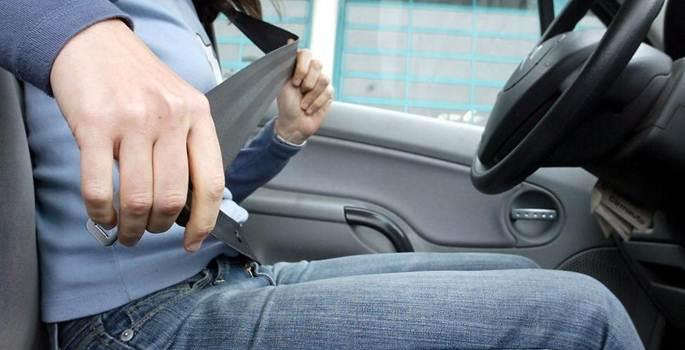 La teoría y claves para recurrir las multas polémicas del cinturón de seguridad