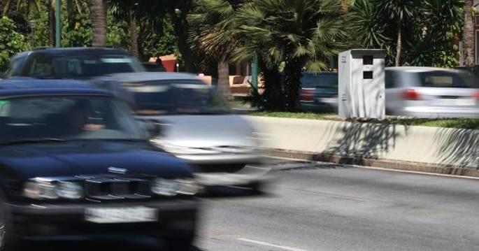Málaga recauda cifras récord en multas de tráfico