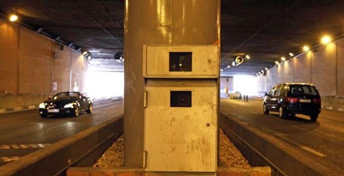 Nuevos radares de poste y de carril para Madrid