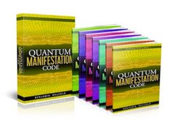 Quantum Manifestation Code Coupon