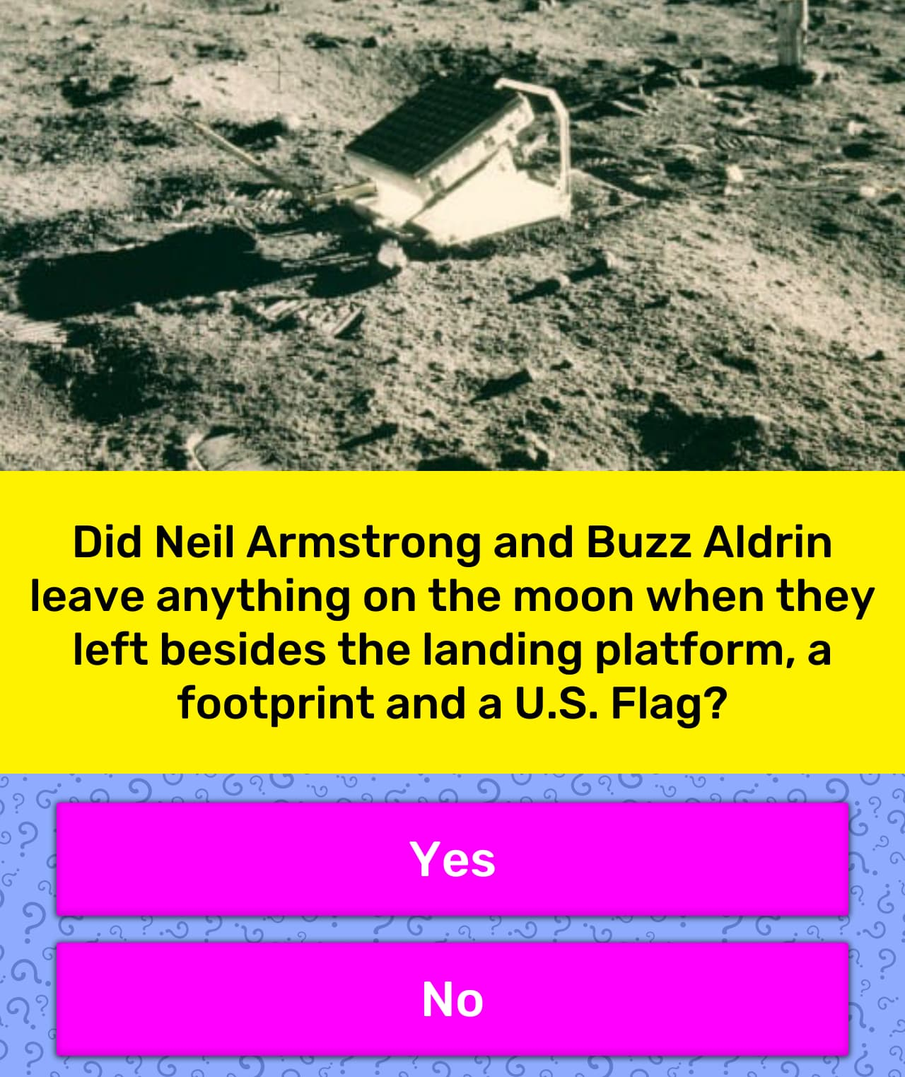Did Neil Armstrong And Buzz Aldrin