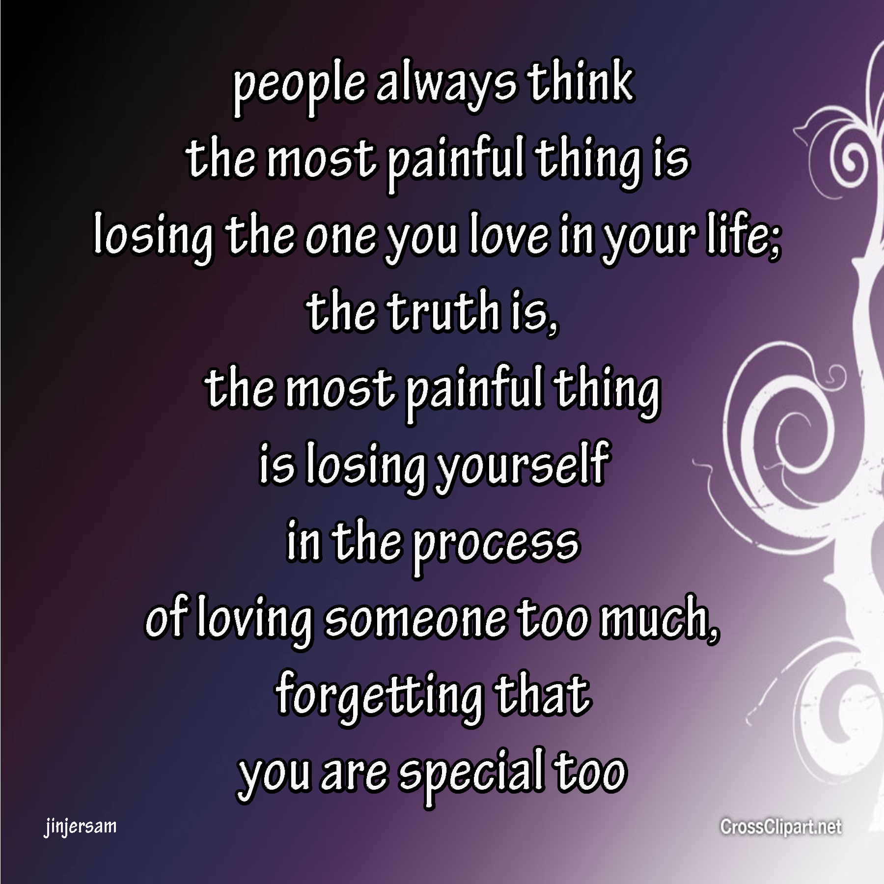 Some Special Quotes About Love