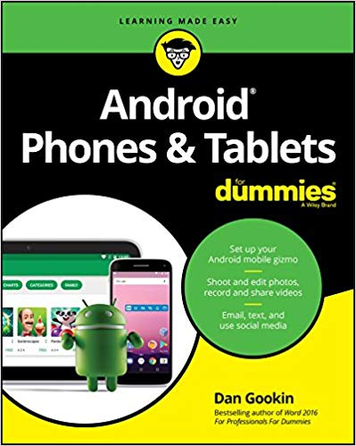 Android for Dummies Book