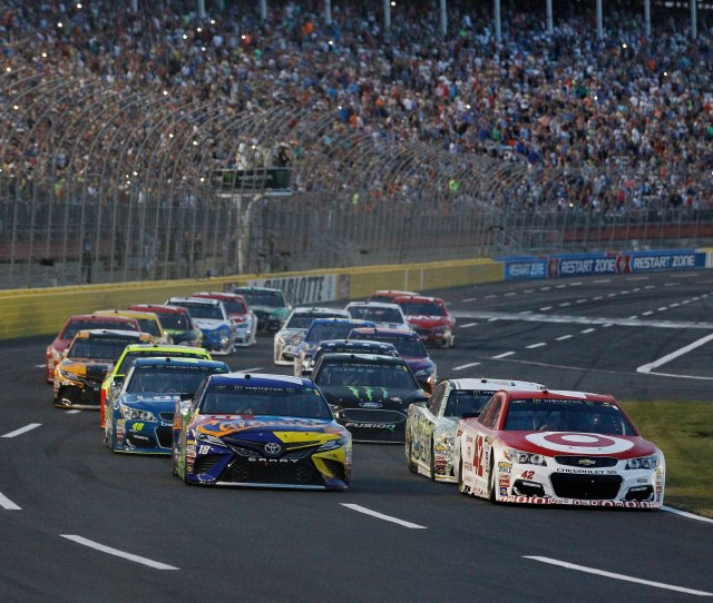 Nascar Fix The All Star Race Photo Brian Lawdermilk Getty Images