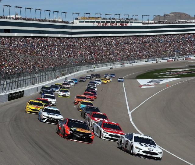 New Las Vegas Motor Speedway Grandstands Project  Racing News