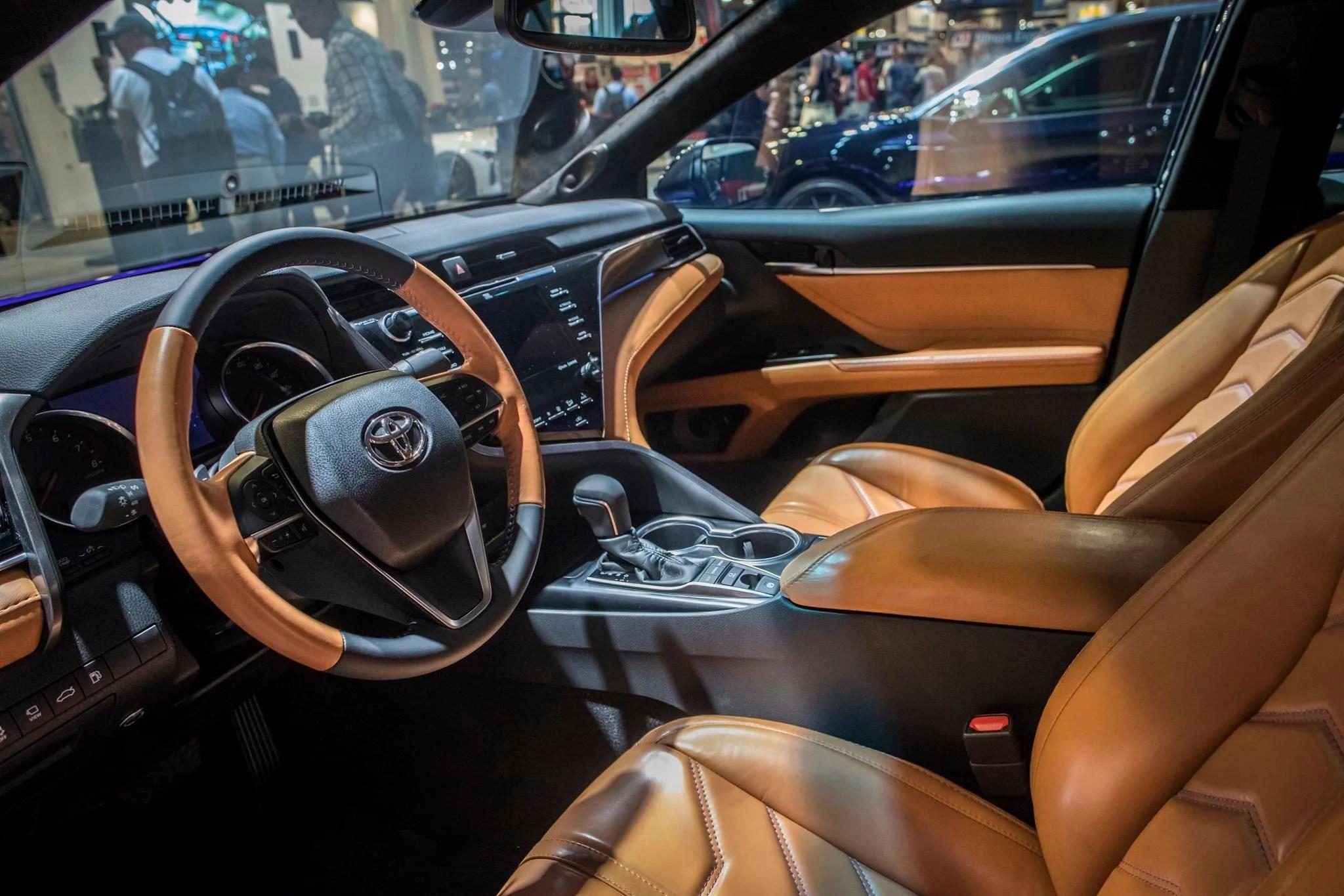 Camry 2017 Nascar Toyota