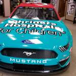 Nascar Race Car Sold At Auction Racing News