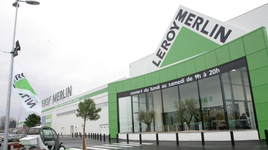 Leroy Merlin S Installe A Mont De Marsan