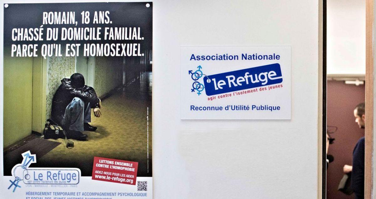 Le Refuge tire la sonnette d'alarme : le nombre de jeunes homosexuels en  détresse est en augmentation