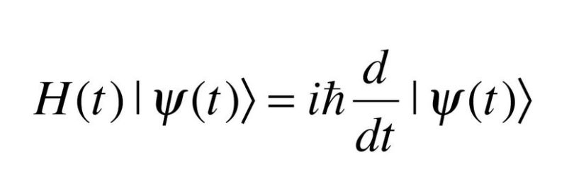 Equation de Schrödinger