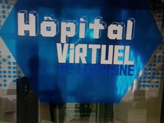 L'Hôpital Virtuel de Lorraine a bénéficié de près de 5 millions d'euros de fonds européens. - Radio France