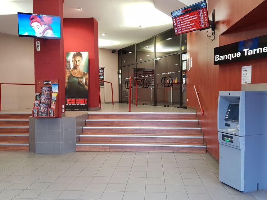 le cinema multiplex grand ecran a limoges