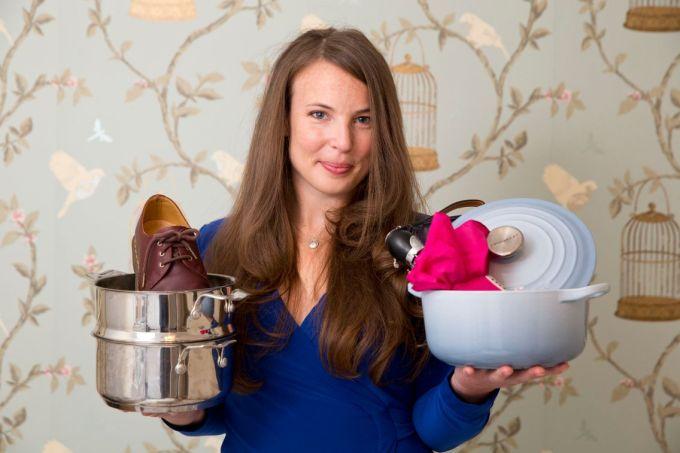Tara Button selectionne les objets inusables de sa boutique