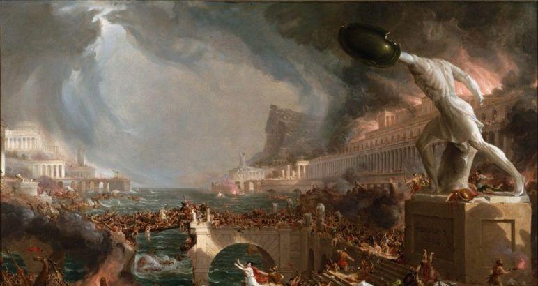 Batailles historiques : pourquoi les Barbares ont-ils gagné contre les  Romains, mettant fin à leur empire ?