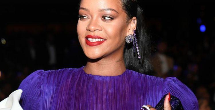 Rihanna, NAACP (Paras Griffin)