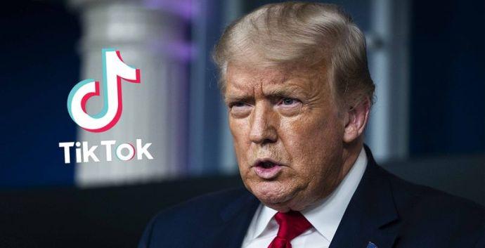 TikTok : Donald Trump annonce qu'il va interdire la plateforme aux ...