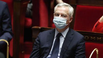 Coronavirus : le ministre de l'Économie Bruno Le Maire annonce avoir été testé positif