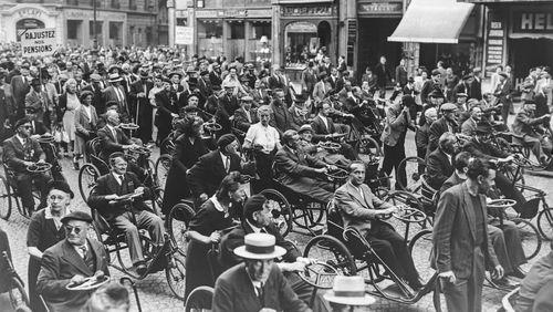 """Handicap, une histoire (2/4) : Handicap et guerres mondiales :  de la réparation à """"l'extermination douce"""" ?"""