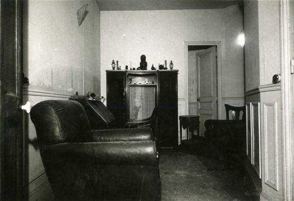 Le fauteuil club où le docteur Marcel Petiot faisait asseoir ses futures victimes