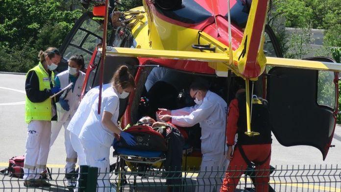 Cinq personnes sont en urgence absolue après une collision frontale sur la RN83 ce vendredi 7 mai 2020, à Poligny. (photo d'illustration)