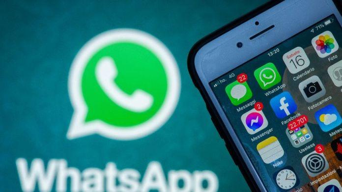 La messagerie instantanée Whatsapp.