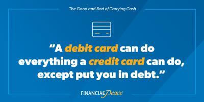 Cash vs. Credit Card: Which Should I Use? | DaveRamsey.com