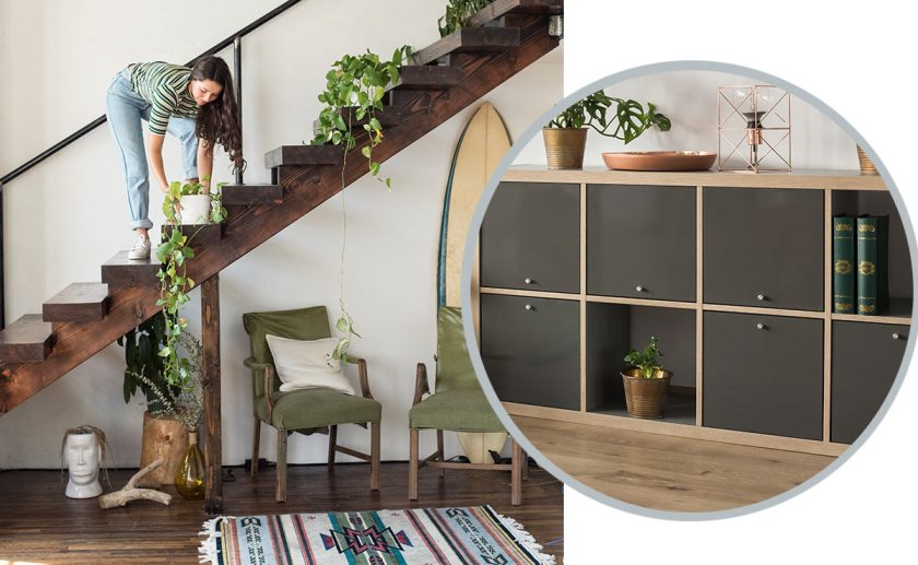 How to Stage a House That Sells: Goodbye Clutter, Hello Storage