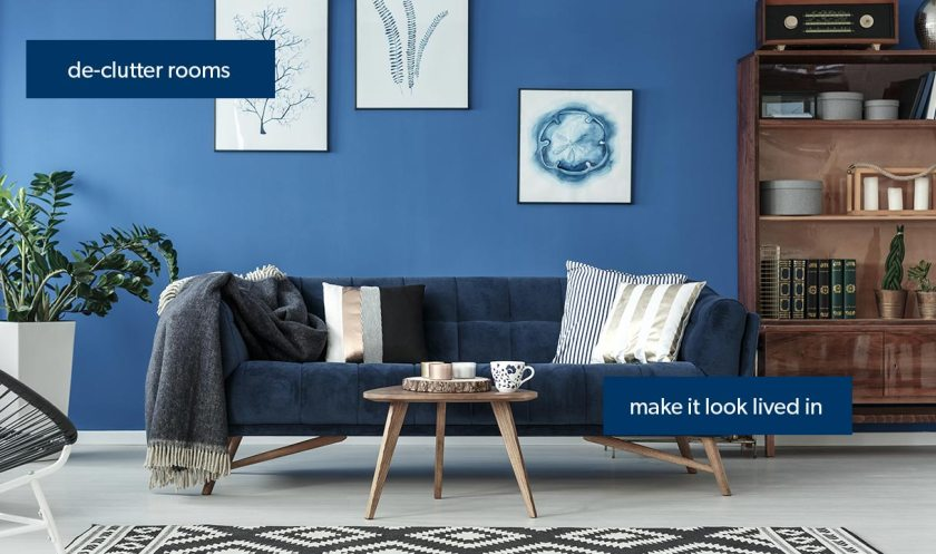How to Stage a House That Sells: How to Stage a Living Room