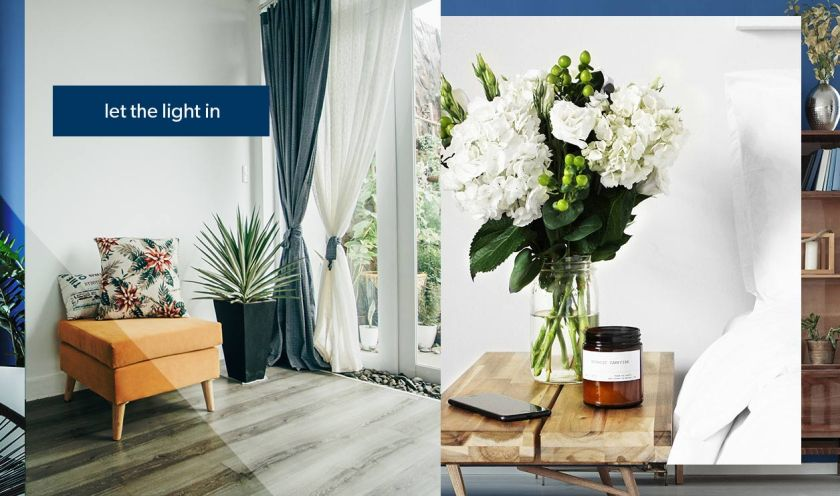 How to Stage a House That Sells: Let the Light In